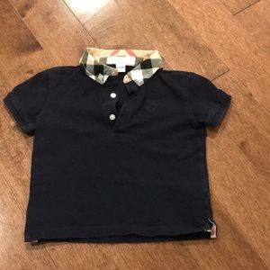 Authentic Burberry top for 18 months old